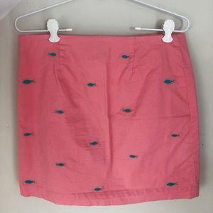 Vineyard Vines Fish Skirt